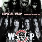 Corsarios 18 10 2015 - Especial WASP