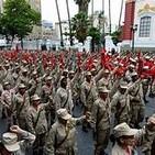Celebran Día de la Milicia Nacional Bolivariana