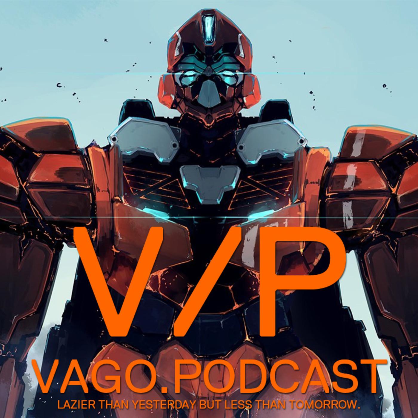 VagoPodcast #103: Aldnoah Zero