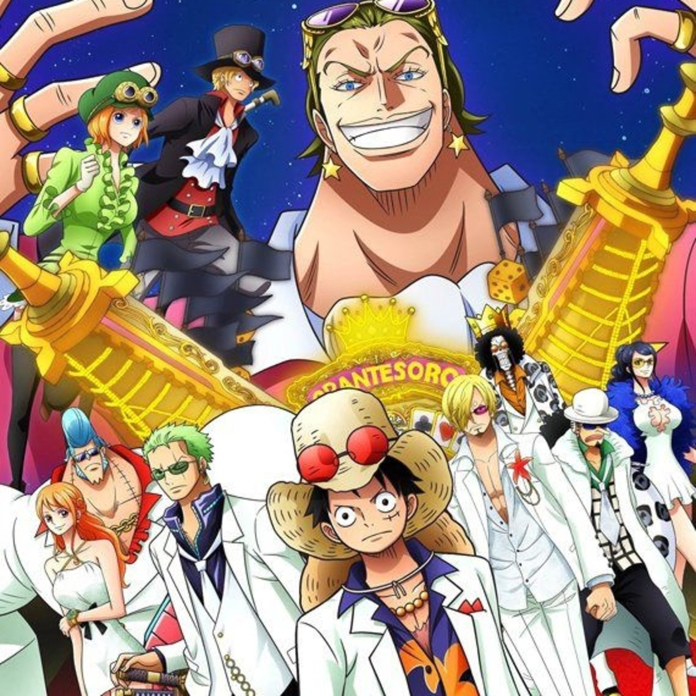 Reseña One Piece Film Gold Español Latino En