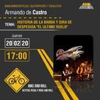 Bike and Roll/ ENTREVISTA A LA BANDA - BARÓN ROJO/20-02-2020/ www.radiolacalle.com