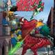 La Viñeta. Superman y el Dinosaurio Diabólico en lucha contra el más sangriento cine de autor.