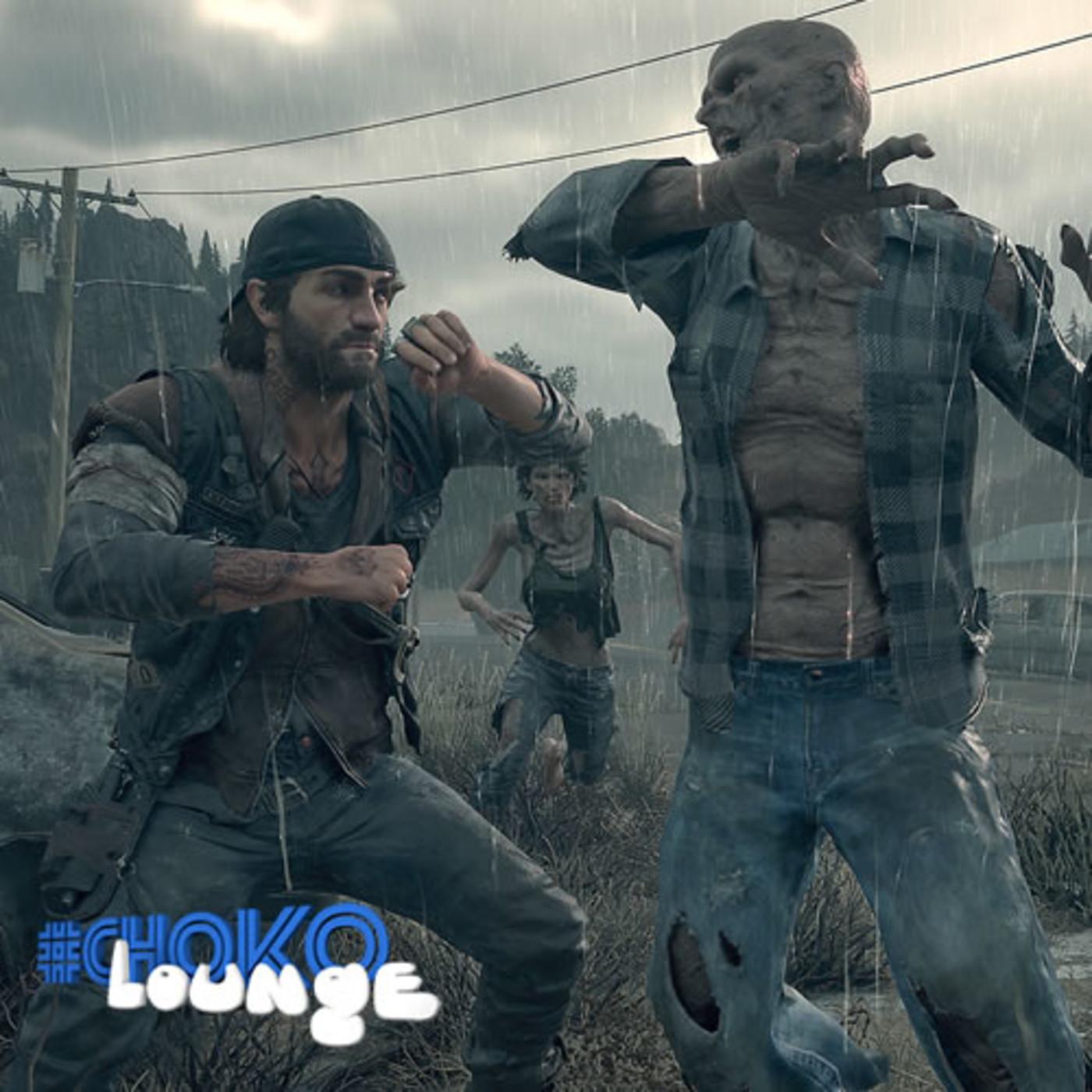 "Lounge 317 ""¡Cuidado! Zombies trabajando"" en Choko Lounge en mp3(10"