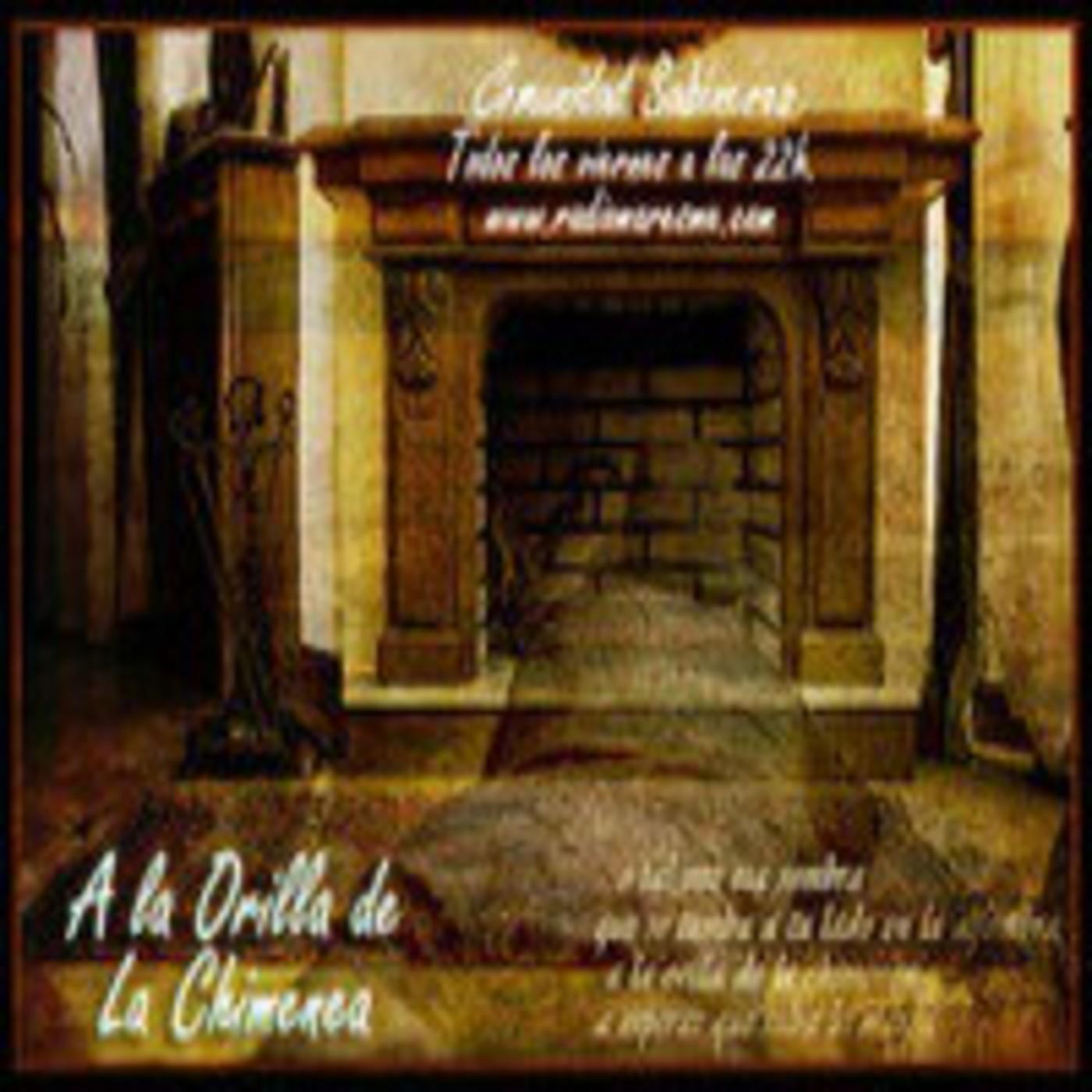 6 A La Orilla De La Chimenea Entrevista A Paula Seminara íntegro En Podcast A La Orilla De La Chimenea En Mp3 22 11 A Las 17 45 53 01 02 42 3768377 Ivoox