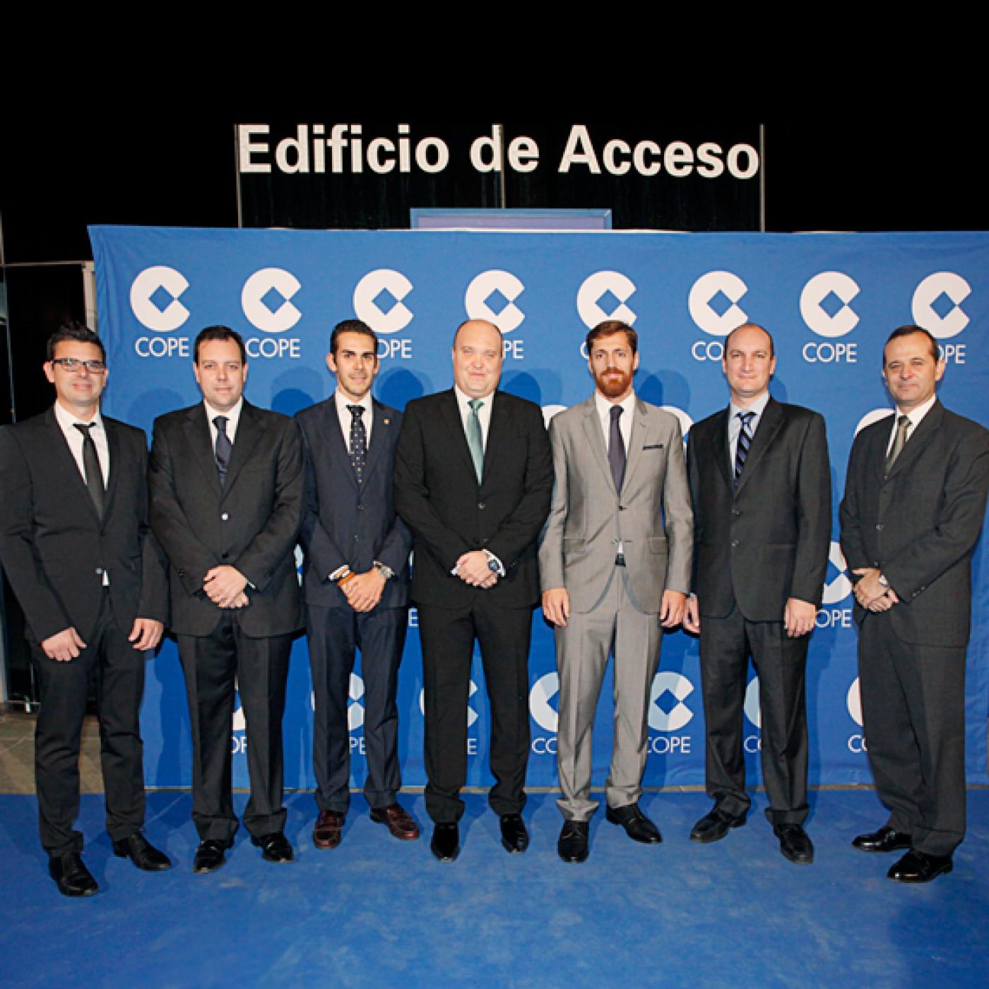 Thumbnail for Felicitación a COPE Valencia por su 50 aniversario