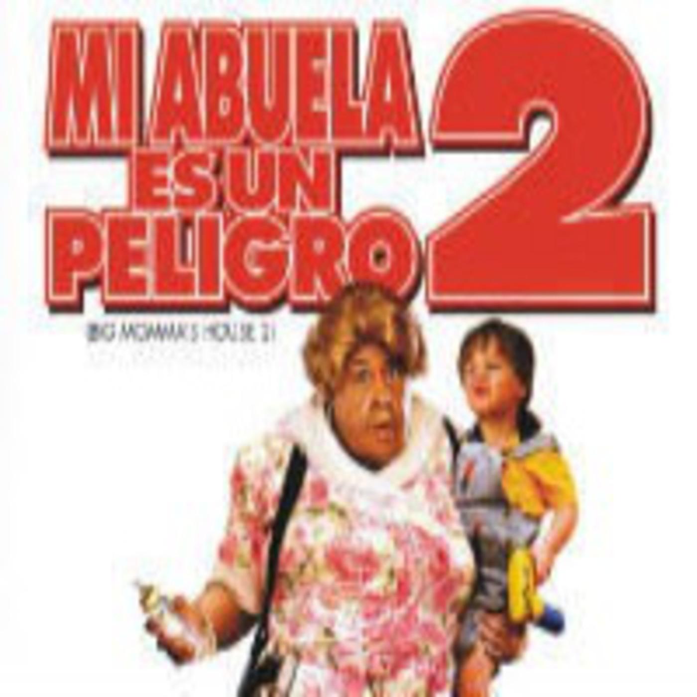 Mi Abuela Es Un Peligro 2 2006 Audio Latino Ad En Películas En Español Latino En Mp3 01 08 A Las 07 13 48 01 33 17 1360642 Ivoox