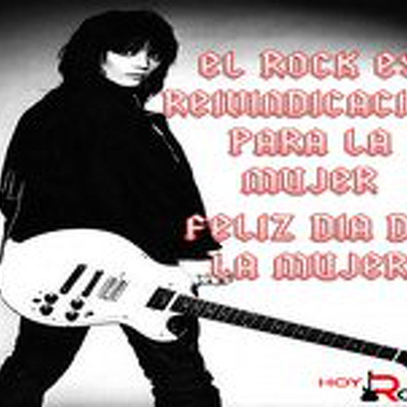 Especial Dia De La Mujer Mujeres En El Rock In Breaking The Chains In Mp3 08 03 A Las 21 11 39 46 06 4184758 Ivoox La mujer es un valioso tesoro de dios. ivoox