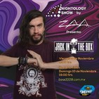 Nightology Show 132 (Jack In The Box Guestmix) (Noviembre 08, 2019)