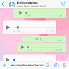 El Chat Interno: Ep. 5 - VENDE!