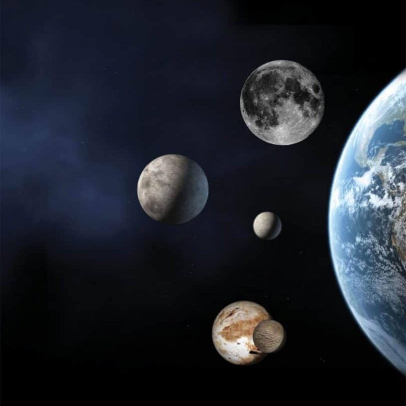181 - Rep. Planetas Enanos. Y la respuesta de NASA a Levin sobre la detección de biomarcadores por las Viking en 1976