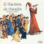 """""""El Flautista de Hamelin"""" de los Hermanos Grimm"""