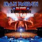 Iron Maiden, En vivo! (Emisión 23 04 2016)
