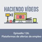 #126 - Plataformas de ofertas de empleo