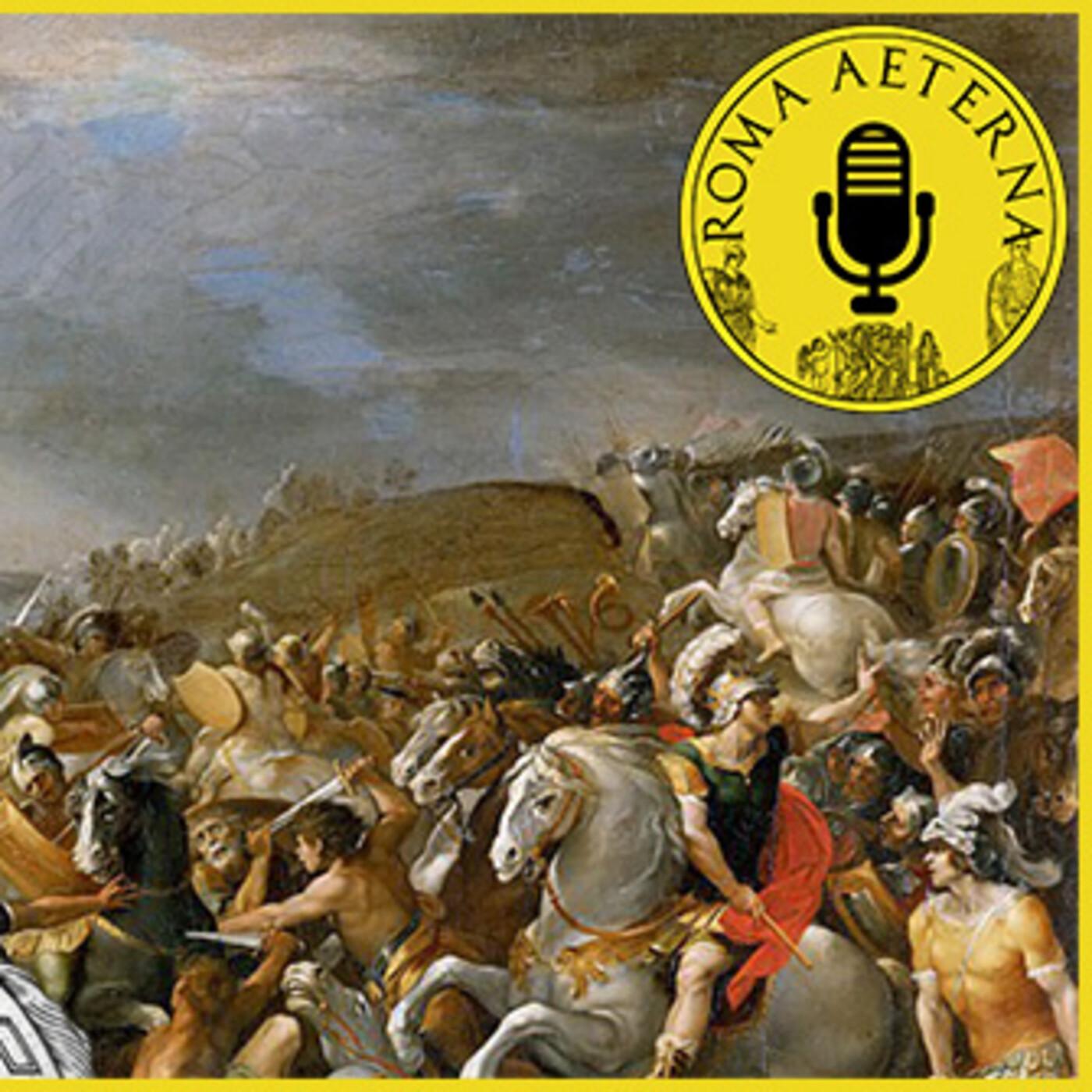 Programa 6 - Reyes de Roma III: Tulo Hostilio. La destrucción de Alba Longa.