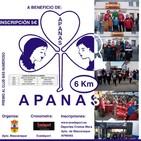 4ª Carrera Popular Solidaria a favor de APANAS en Mascaraque