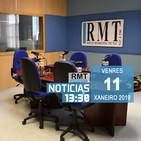 Noticias 13.30h - Venres, 11 de Xaneiro de 2019