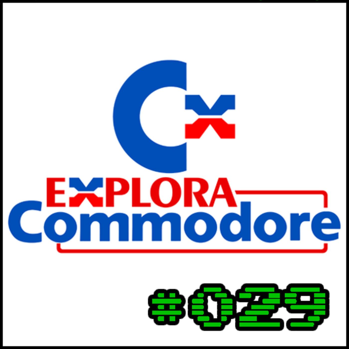 GM Podcast #029 - Explora Commodore 2019