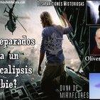 Diario de Bitácora 17: Apocalipsis Zombie · Desvanecimientos en el Aire · Oliver Sacks · El OVNI de Miraflores y Sevilla