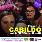 Cabildo en 'La Fiesta de #Los10' - @AsiPorSerH #AsiPorSerH