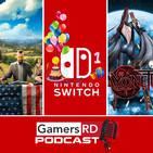 GamersRD Podcast #4: Hablamos del aniversario del Switch, nuestra experiencia con los juegos y consolas de Nintendo, ...
