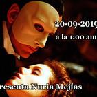 218- 3x05- El fantasma de la Ópera- Experiencia cercana a la muerte- Biblioteca del misterio