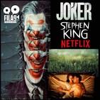 Fila9 3x03 - Joker y el Stephen King de Netflix