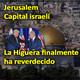 Jerusalén capital israelí y la profecía