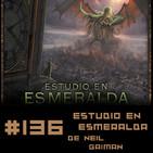 #136 Estudio en esmeralda de Neil Gaiman