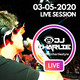 DJ Charlie in session remember Instagram Live 03-05-2020