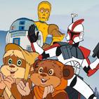 EL CARTOONSCOPIO 15 - La galaxia animada de George Lucas