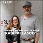 RAÚL VELASCO - 'Cuando no nos queda nada'