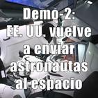 Astrobitácora - 1x40 - Demo-2: EE. UU. vuelve a enviar astronautas al espacio
