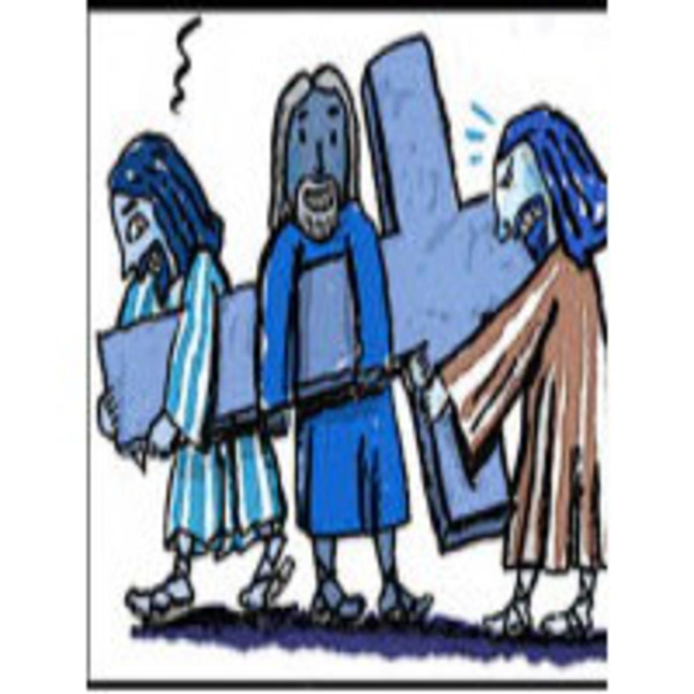 Programa 99 - Tres Jesucristos se encuentran en un bar
