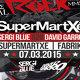 David Garro & Sergi Blue @ Supermartxe Cathedral Rock (Fabrik) 07 Marzo 2015
