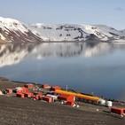 Ciencia en la Antártida. Base Gabriel de Castilla. Con el Cmdt- ET Daniel Velez y el Dr, Andrés Barbosa Prog 391. LFDLC