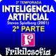2x01. PARTE 2 - A.I. INTELIGENCIA ARTIFICIAL / CONTENIDOS EXTRA - Dirigida por Steven Spielberg, música John Williams