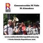 Concentración: Ni Valle Ni Almudena