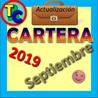 CARTERA MODELO CROWDLENDING - Actualización Septiembre 2019 - Plataformas, Rendimiento, Estrategia...