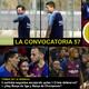 La Convocatoria 57: El Barça de las dos caras + Arturo Vidal la lía con su suplencia + 5 partidos encajando goles