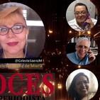 #VocesdelPeriodista 24 junio 2020 con @CelesteSaenzM @fisgonmonero @Enriquepastor @Solidaridad1000