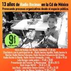 13 años de radiobocinas en la Ciudad de México