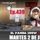 EL PANDA SHOW Ep. 439 MARTES 2 DE JUNIO 2020