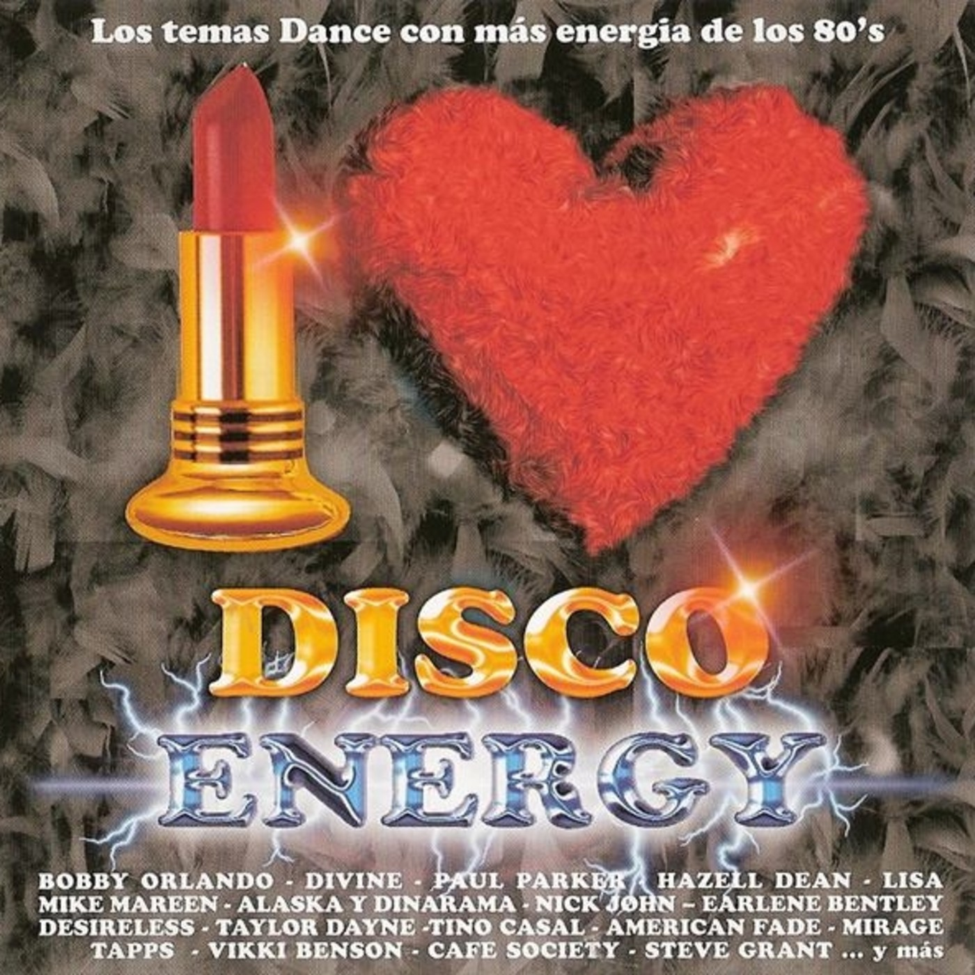 I Love disco Energy