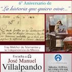 Fray Melchor de Talamantes y la conspiración de 1808.