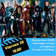 1x10   Los Vengadores End Game (SIN SPOILERS) y UCM