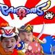 Programa 17. Pingüinos, pulpillos y abejas con guantes de boxeo salvando el mundo. PARODIUS!!!