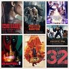 Epidosio 32: Deadpool 2, Solo y cine primaveral