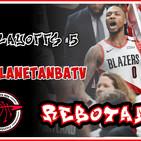 Planeta NBA - REBOTADOS. Ep.33 .- 24/04/19
