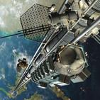 Stephen Hawking, esquiar en Encelado, Aldrin, ascensores espaciales, bases extraterrestres, Marsal Gifra 272. LFDLC