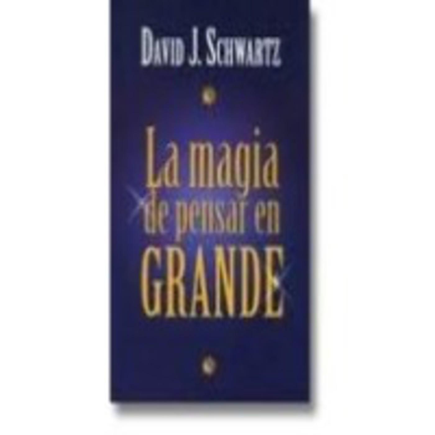 LA MAGIA DE PENSAR EN GRANDE-David J. Schwartz